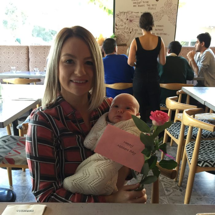 Dear Lucy – What I wish I'd known about life as a new mum